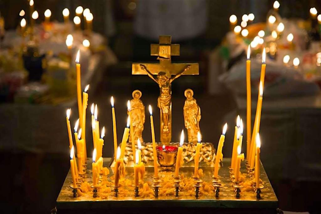 Седмица 22-я по Пятидесятнице. Димитриевская родительская суббота