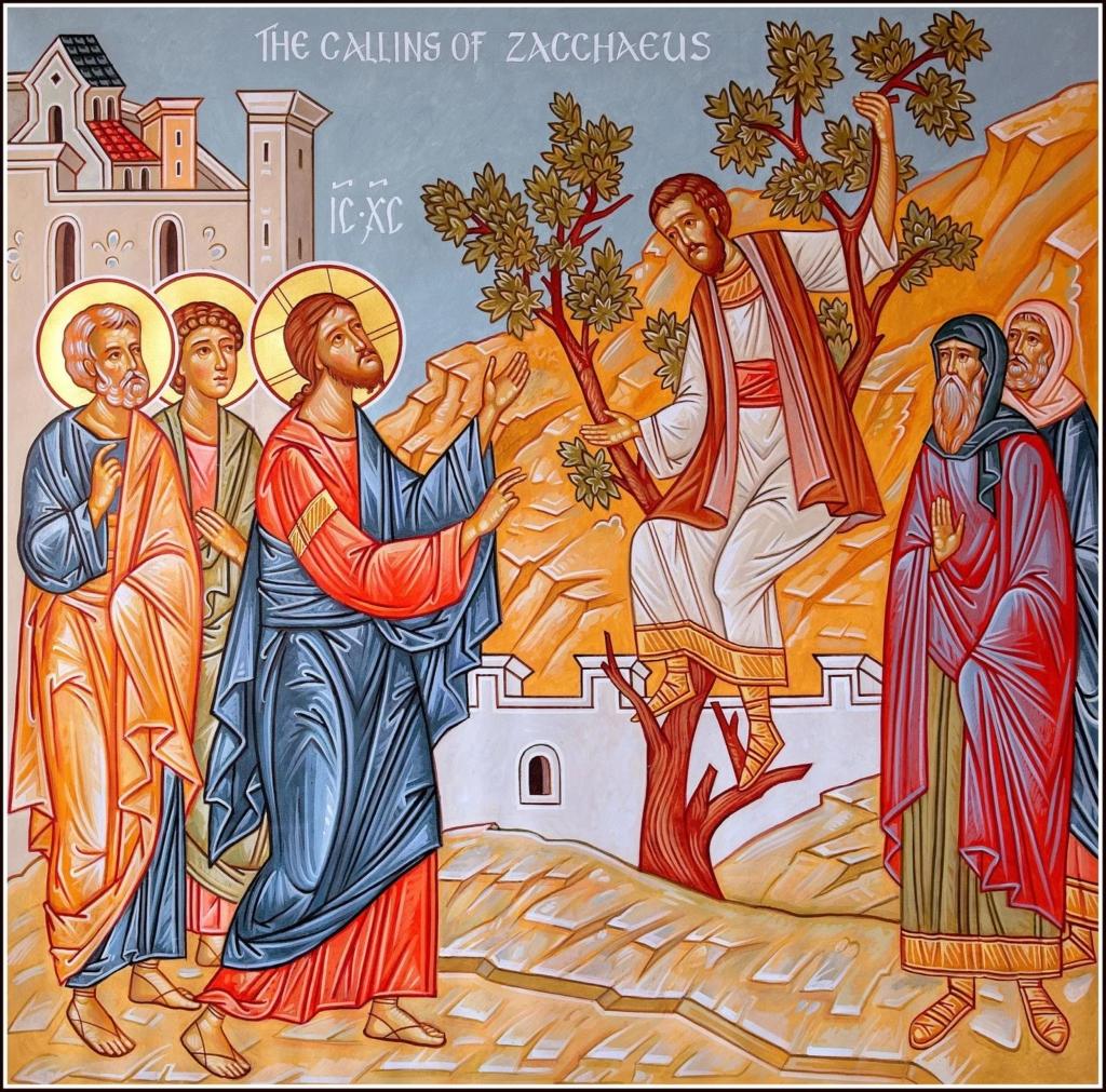 Неделя 36-я по Пятидесятнице. Предпразднство Сретения Господня!
