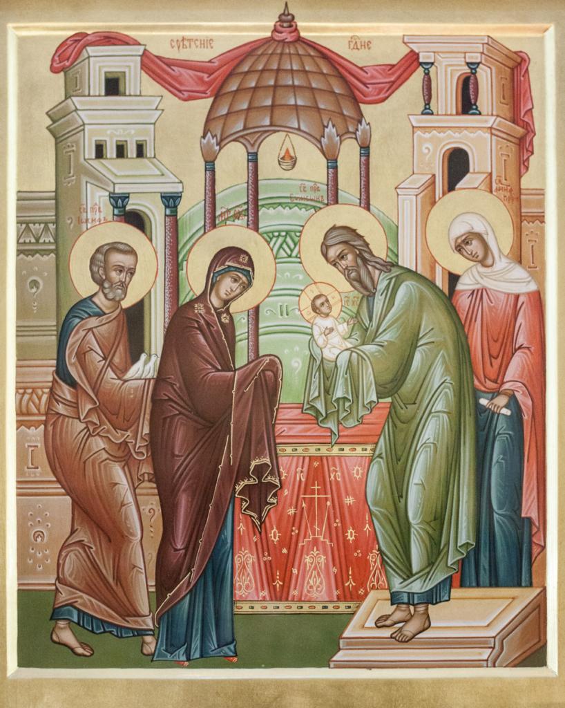 Сретение Господне! Празднования Дня православной молодежи
